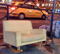 Street Couch